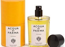 Le parfum délicat d'Acqua di Parma