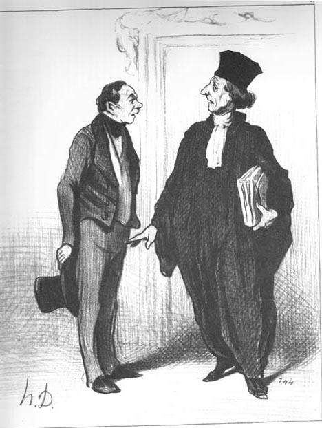 La codification de la tenue des avocats a évolué au fil du temps, mais l'esprit reste...