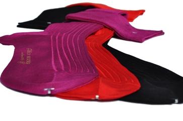 Les chaussettes du pape, en laine mérinos ou en coton d'écosse
