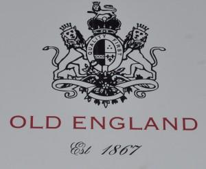 Old England, établi à Paris depuis 1867