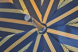 Les belles finitions d'Arnys, ici, un parapluie