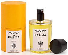 L'Acqua di Parma et son parfum subtil