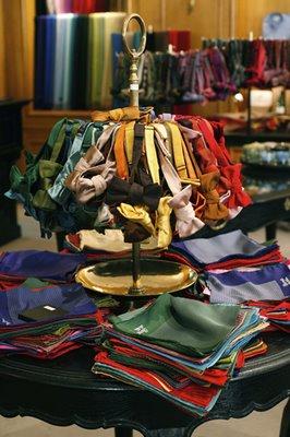 La magie du chemisier Chavet de la place Vendôme