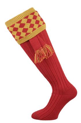 Les chaussettes de chasse