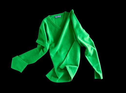 Les couleurs vives des pulls Hobbs