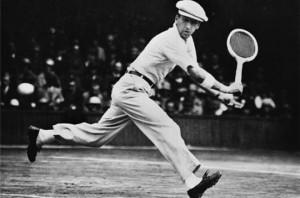 La délicieuse élégance surranée du tennis
