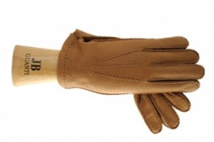 Des gants de pécari JB Guanti