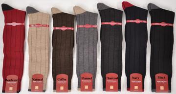 Les chaussettes en cachemire marcoliani