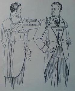 La réalisation d'une jaquette, d'uns smoking ou d'un habit est un exercice difficile qui nécéssite le savoir faire d'une spécialiste.