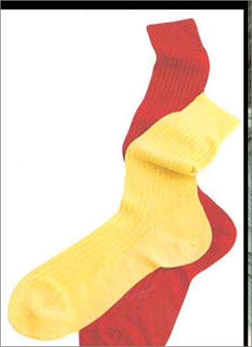 chaussettes-jaunes
