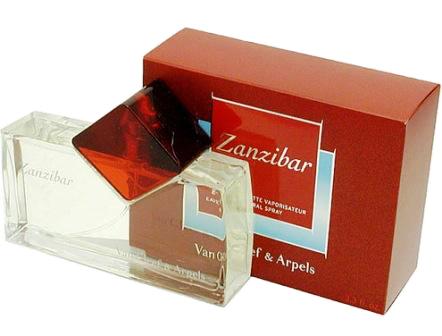 parfum zanzibar van cleef & arpels