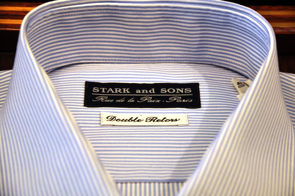 chemise stark and sons
