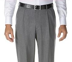 pantalon pinces