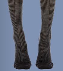 Les chaussettes gallo à chevron
