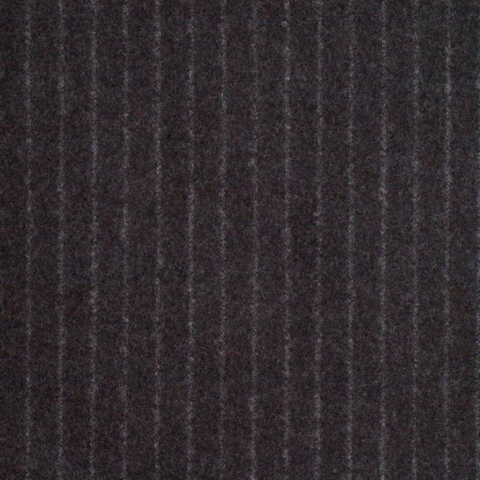 Un tissu couvert à rayure de la prestigieuse maison Fox Flannel