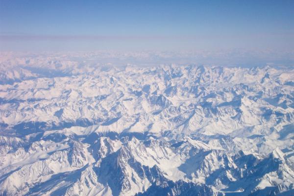 Un paysage comme tant d'autres