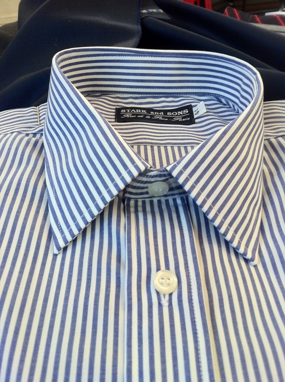 qualité chemises figaret