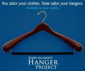 Le projet de Kirby Allison : le meilleur du cintre.