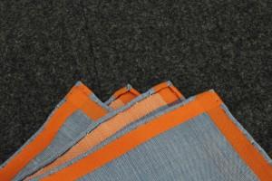 Simonnot Godard - pochettes et mouchoirs