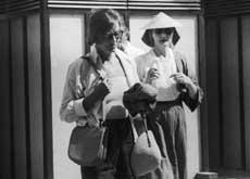 Greta Garbo et Valentina Schlee (Anonyme)