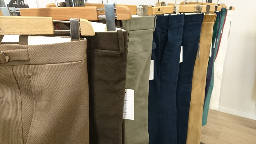 Pantalons Zins