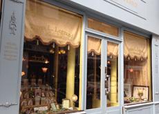 La boutique de la rue Saint-Augustin