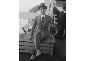 """""""The most elegant man in Europe"""", comme l'avaient surnommé les journaux américains."""